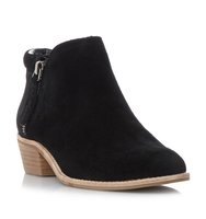 Tobii Sm Side Zip Ankle Boot