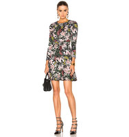 Erdem Dietrich Garden Judy Dress in Floral