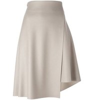 08sircus Asymmetric Wrap Skirt