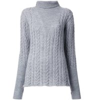 08sircus Roll Neck Jumper