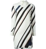 08sircus Stripe Shirt Dress