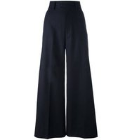 08sircus Wide Legged Cropped Trousers