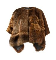 23 Out Of Rules Fur Cape