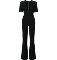 3x1 V Neck Jumpsuit