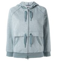 Adidas By Stella Mccartney Ess Zipped Hoodie