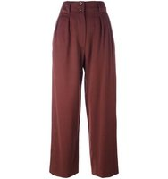 Alaa Vintage High Waisted Tailored Trousers