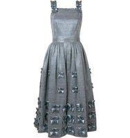 Alena Akhmadullina Embellished Strap Dress