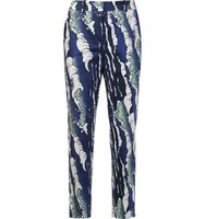 Alena Akhmadullina Waves Print Trousers