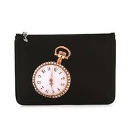 Alexander Mcqueen Big Obsession Clutch