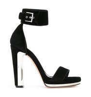 Alexander Mcqueen Buckle Sandals