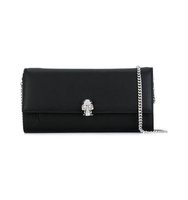 Alexander Mcqueen Clutch Bag With Chain