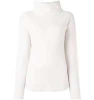 Allude Loose Turtleneck Sweater