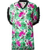 Antonio Marras Floral Print Top