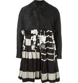 Antonio Marras Patchwork Coat