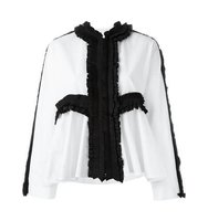 Antonio Marras Pleated Detail Blouse