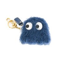 Anya Hindmarch Ghost Fur Keyring