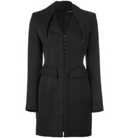 Balmain Blazer Detail Dress