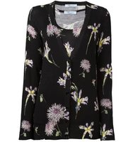 Blumarine Flower Knit Twinset
