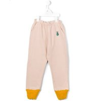 Bobo Choses Embroidered Track Pants