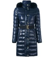 Burberry Belted Coat