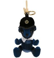 Burberry The Bobby Thomas Bear Keyring