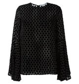 Camilla And Marc Polka Dot Glaze Top