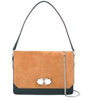 Carven Colour Block Shoulder Bag