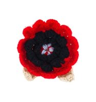 Christopher Kane Crochet Flower Brooch