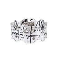 Christopher Kane Crystal Accent Bracelet