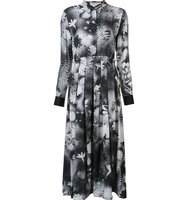 Christopher Kane Stencil Floral Dress
