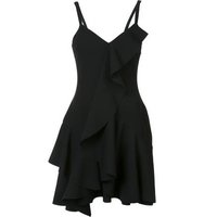 Cinq A Sept Ruffled Slip Dress
