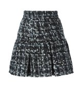 Dolce Gabbana Boucl Mini Skirt