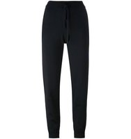 Donna Karan Tapered Track Pants