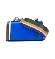 Emilio Pucci Striped Strap Shoulder Bag