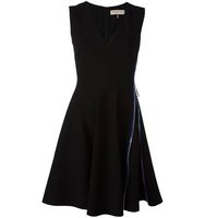 Emilio Pucci Zip Detail Dress