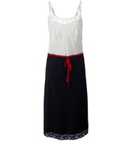 Erika Cavallini Monochrome Slip Dress