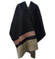 Ermanno Gallamini Double Face Poncho