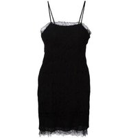 Etro Lace Overlay Cami Dress