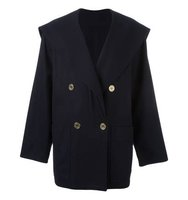 Fendi Vintage Sailor Style Coat