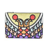 Givenchy Bird Head Patchwork Clutch