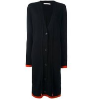Givenchy Contrast Trim Knitted Dress