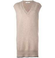 Givenchy Sleeveless Knitted Dress