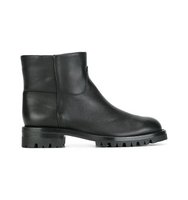 Helmut Lang Ankle Pull On Boots