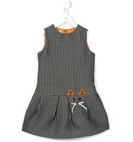 I Pinco Pallino Geometric A Line Dress