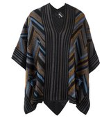 Just Cavalli Knitted Poncho