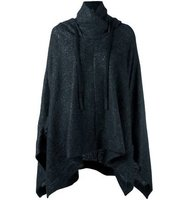 Lost Found Ria Dunn Soft Poncho