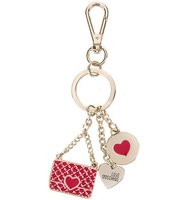 Love Moschino Love Keyring