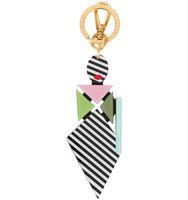 Lulu Guinness Pop Out Girl Keyring
