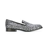 Marc Jacobs Glitter Loafers