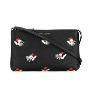 Marc Jacobs Tulip Embellished Clutch